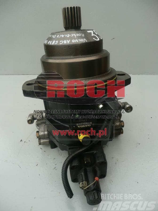 [Other] Silnik VOLVO A6VE107 EP2/63W-VZU020FPB-S RM8077842