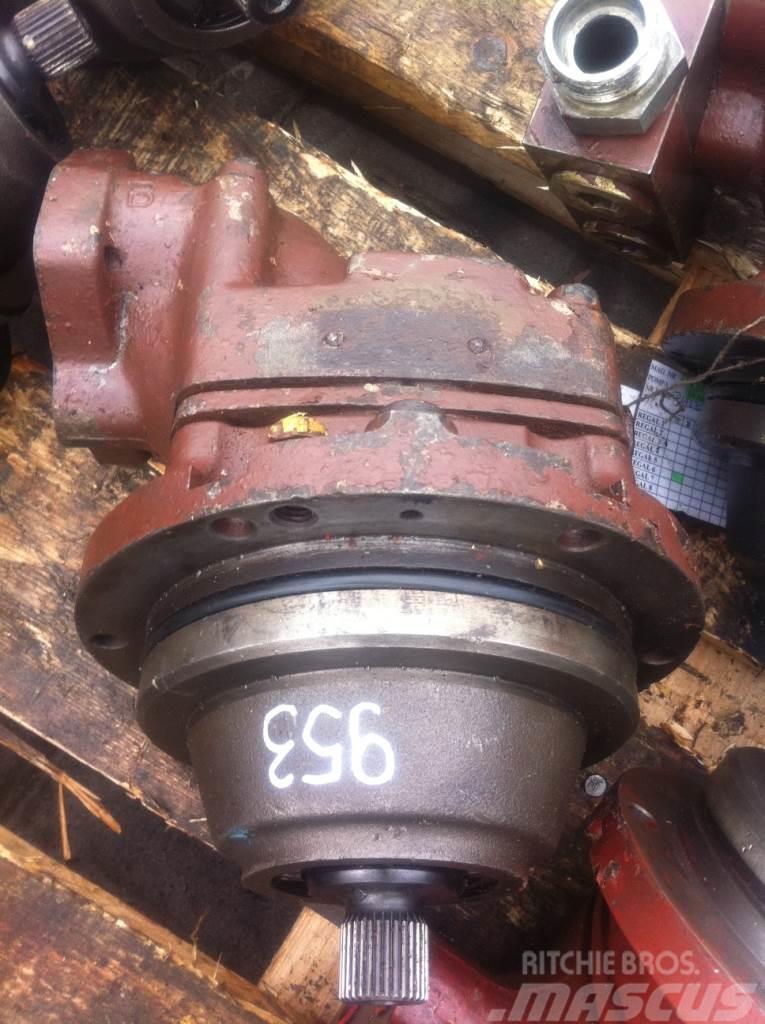 [Other] Silnik VOLVO N23437-81B PART 3705042 TYP 9119011