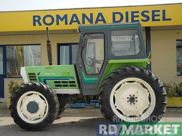 Agrifull dt agricoltura roma prezzo anno for Romana diesel trattori usati