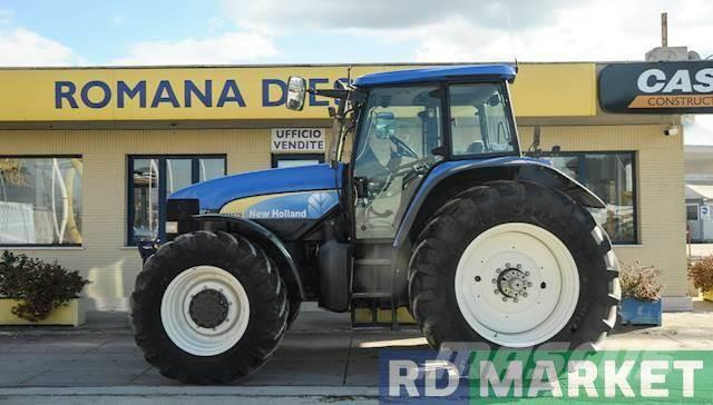 New Holland AGRICOLT TM 175 DT