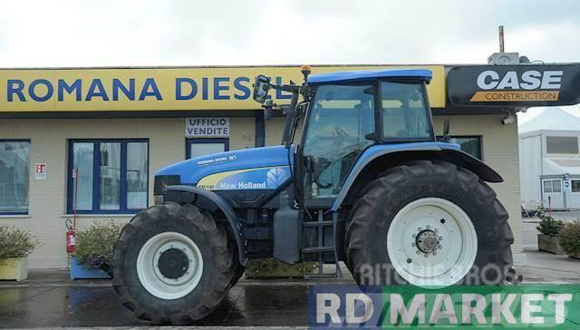 New Holland AGRICOLT TM 190
