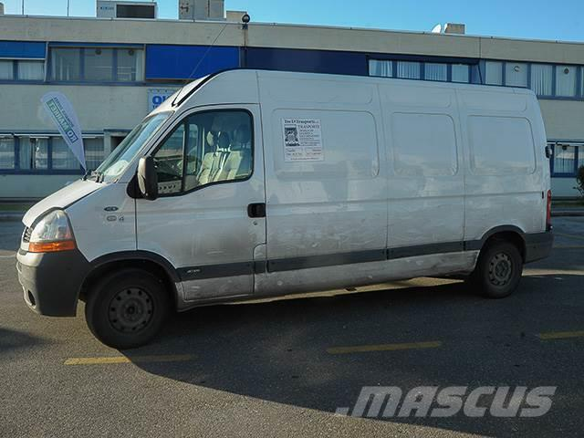 Renault MASTER 35