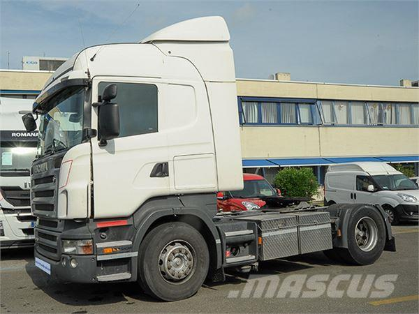 used scania cv 480 tractor units year  2008 price   19 114 for sale