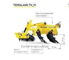 Bednar TERRALAND TN4000 dobb. tandpakkervalse