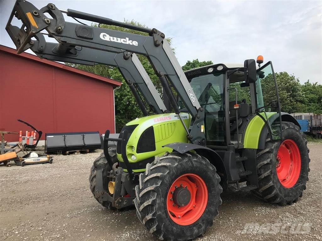 CLAAS Ares 697 ATZ Frontlæsser / Front PTO