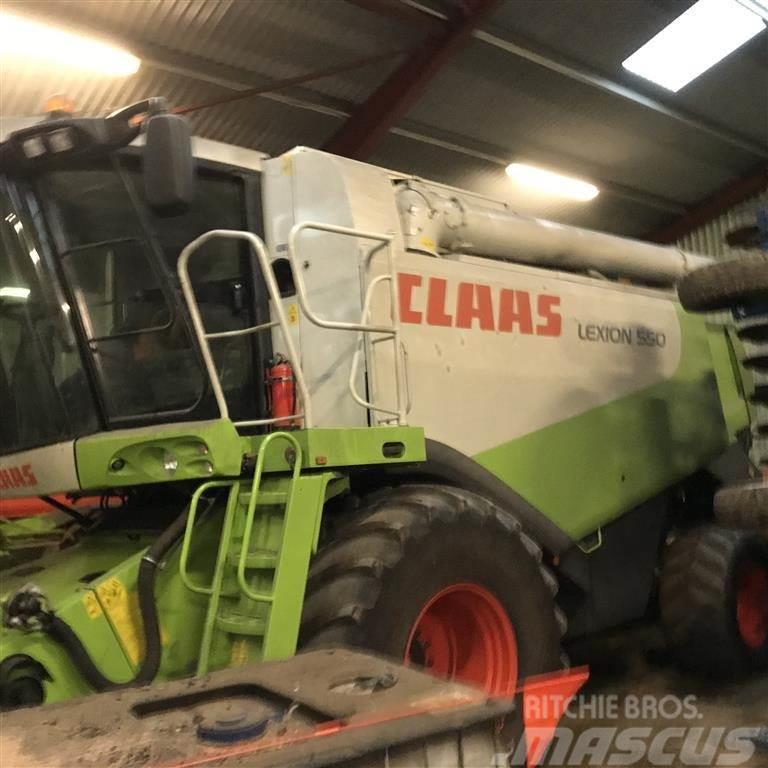 CLAAS Lexion 550 3D, C750