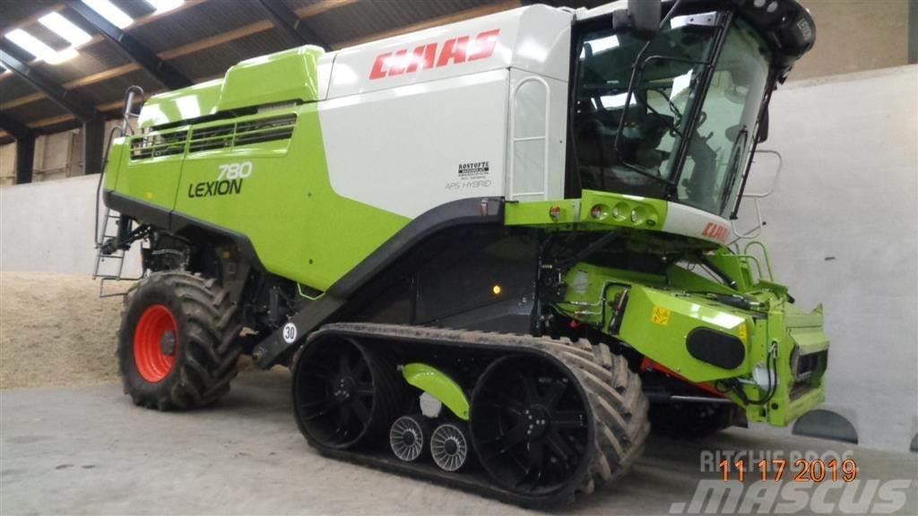 CLAAS LEXION 780 Terra Trac 4 WD - CEMOS - Grain Quality