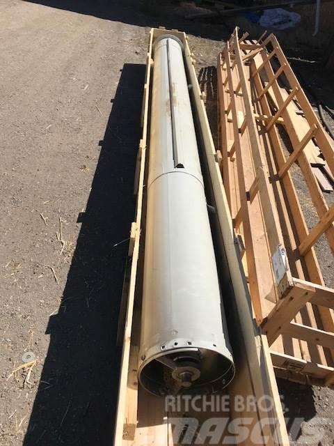 CLAAS LEXION 770 Tømme snegl til 25 - 30 fod.