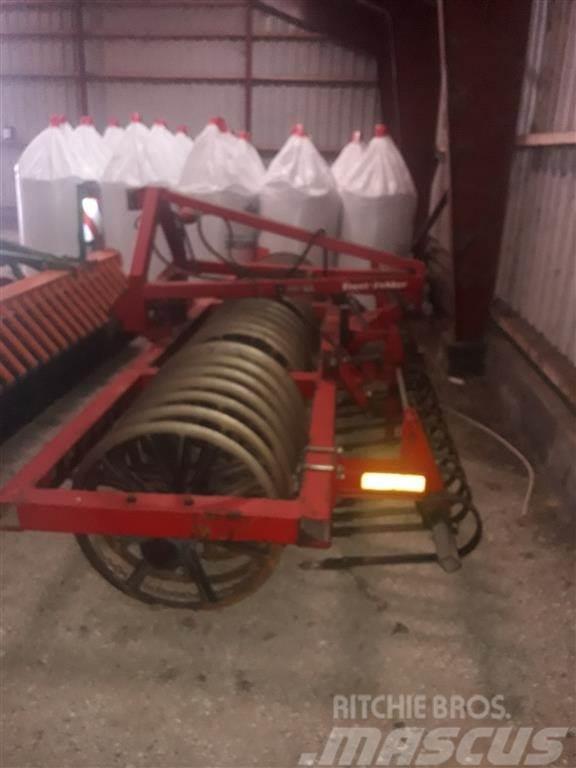 He-Va 4 M med 70 cm ringe Eftermonteret springboard