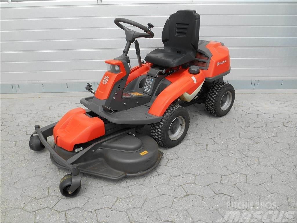 Husqvarna R316 TS AWD