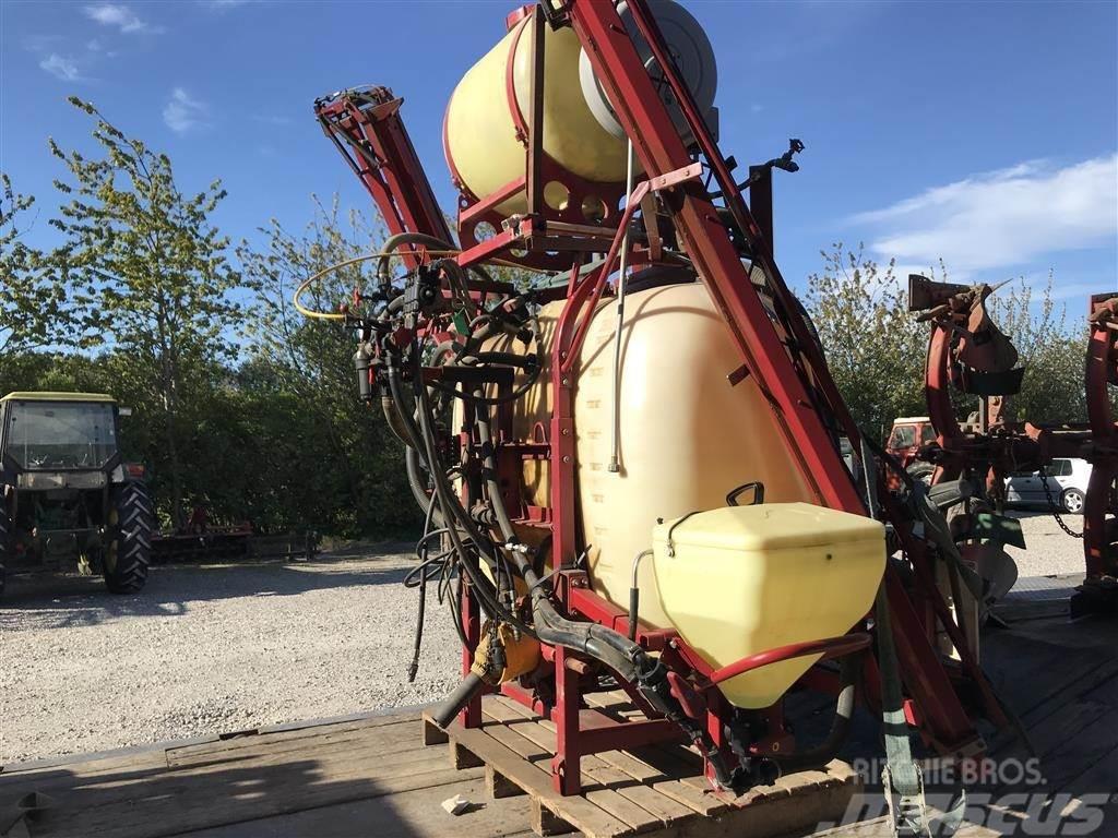 Hardi 12 m Hy - Lovlig 850 L. triplet