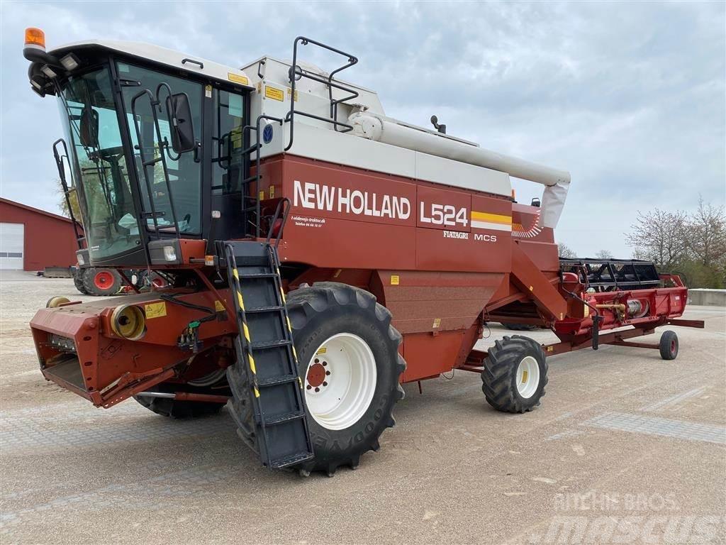 Laverda L524H MCS