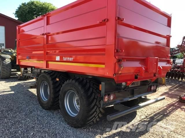 Mi Farmer Tip 14 tons Brede hjul 560/45R22,5