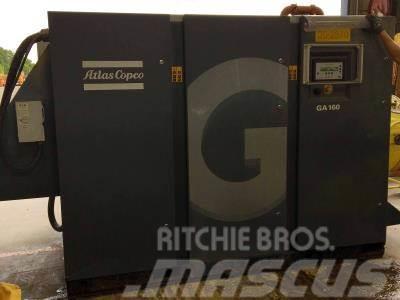 Atlas Copco GA160-125