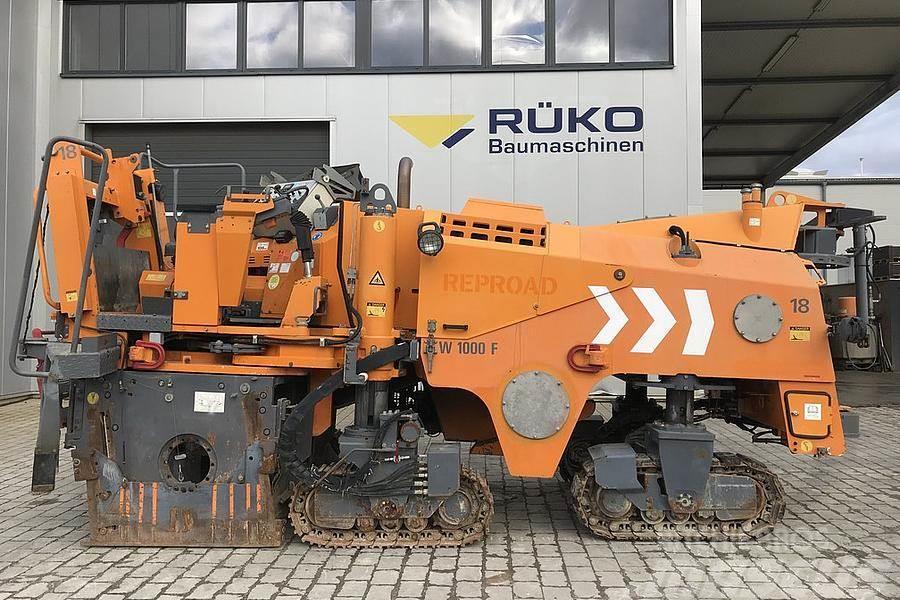 Wirtgen W 1000 FK ET-Träger