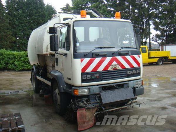 DAF 55 15 Tonnes 160 HP