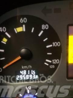Mercedes-Benz ACTROS 2544L 6x2, 2005, Slamsugningsbil