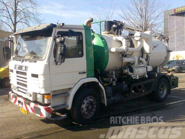 Scania P 93 M 4x2 ZL