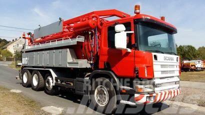 Scania P114 GB 8X2/4