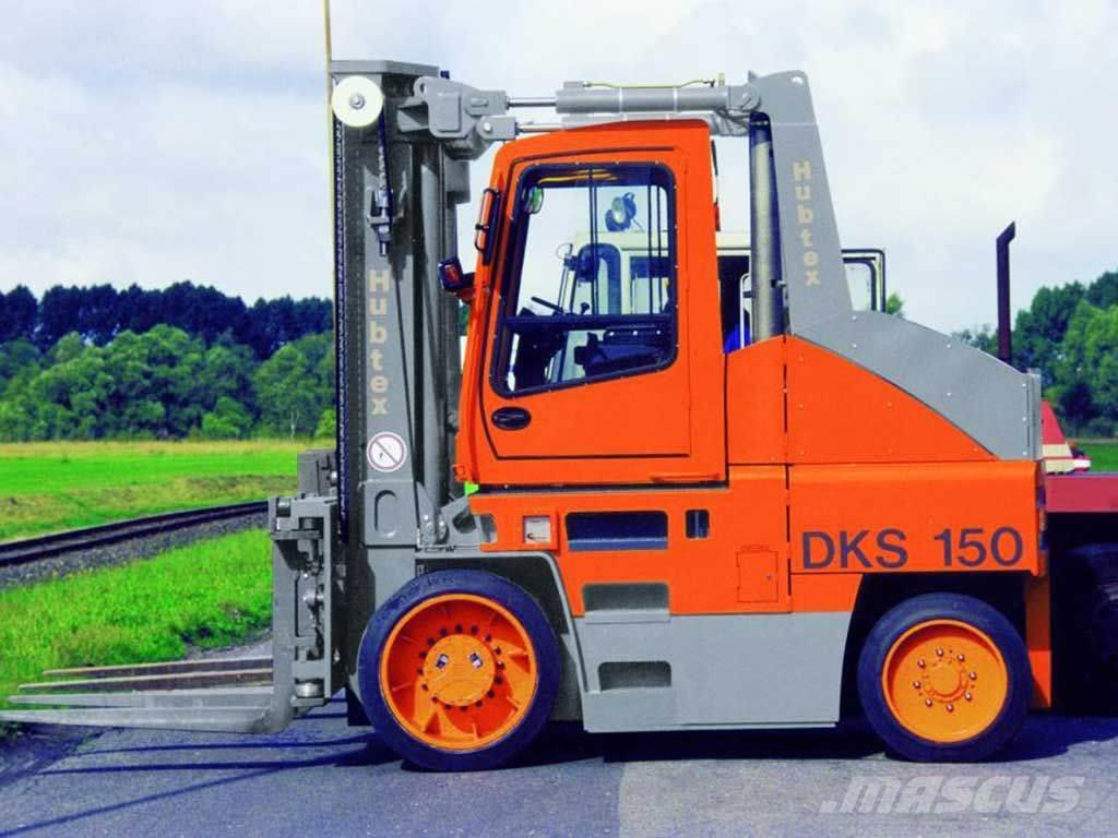 Hubtex DKS150 - KOMPAKT
