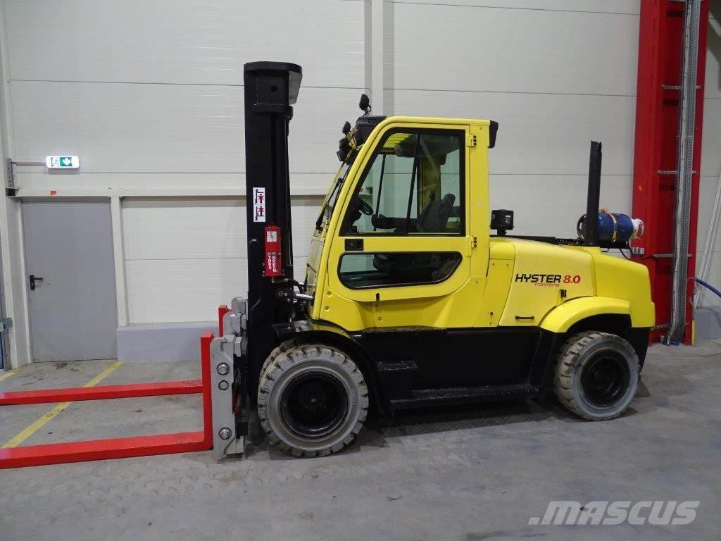 Hyster H8.00FT-9
