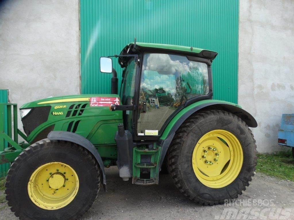 John Deere 6125R / Traktor