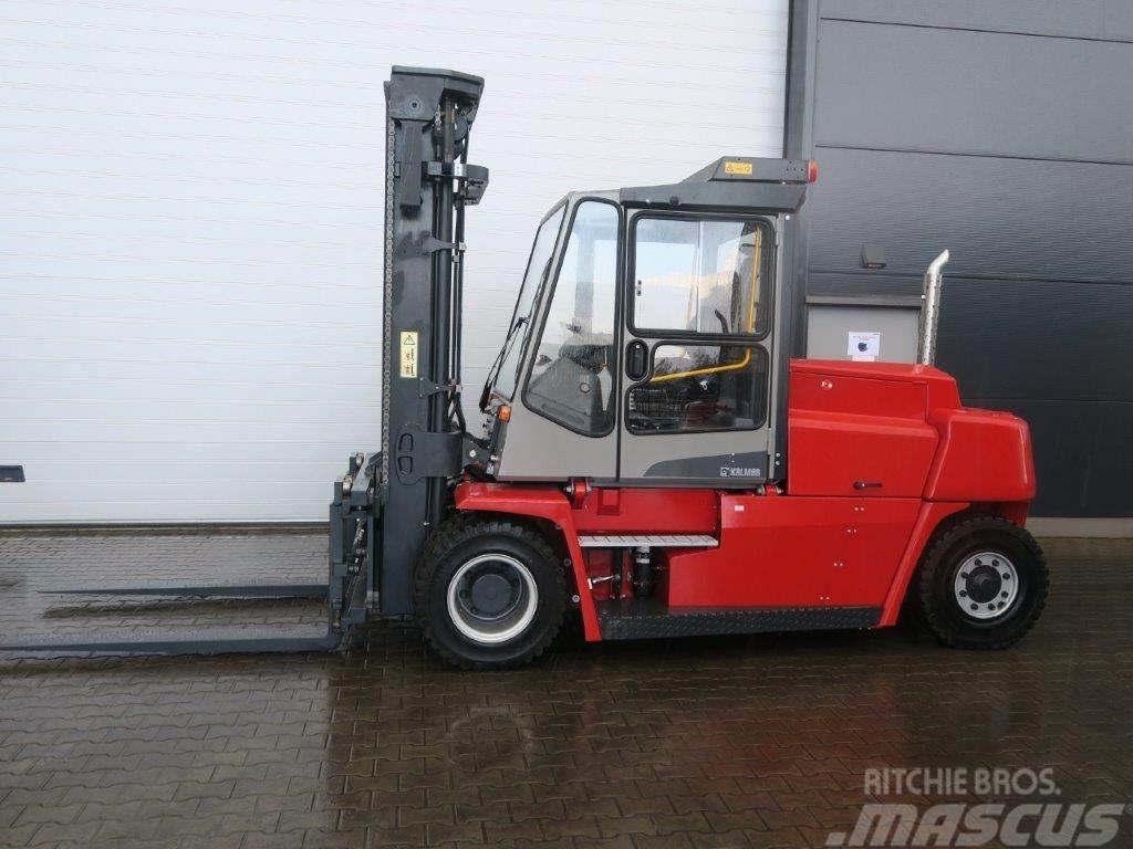 Kalmar DCF80-9 - TRIPLEX