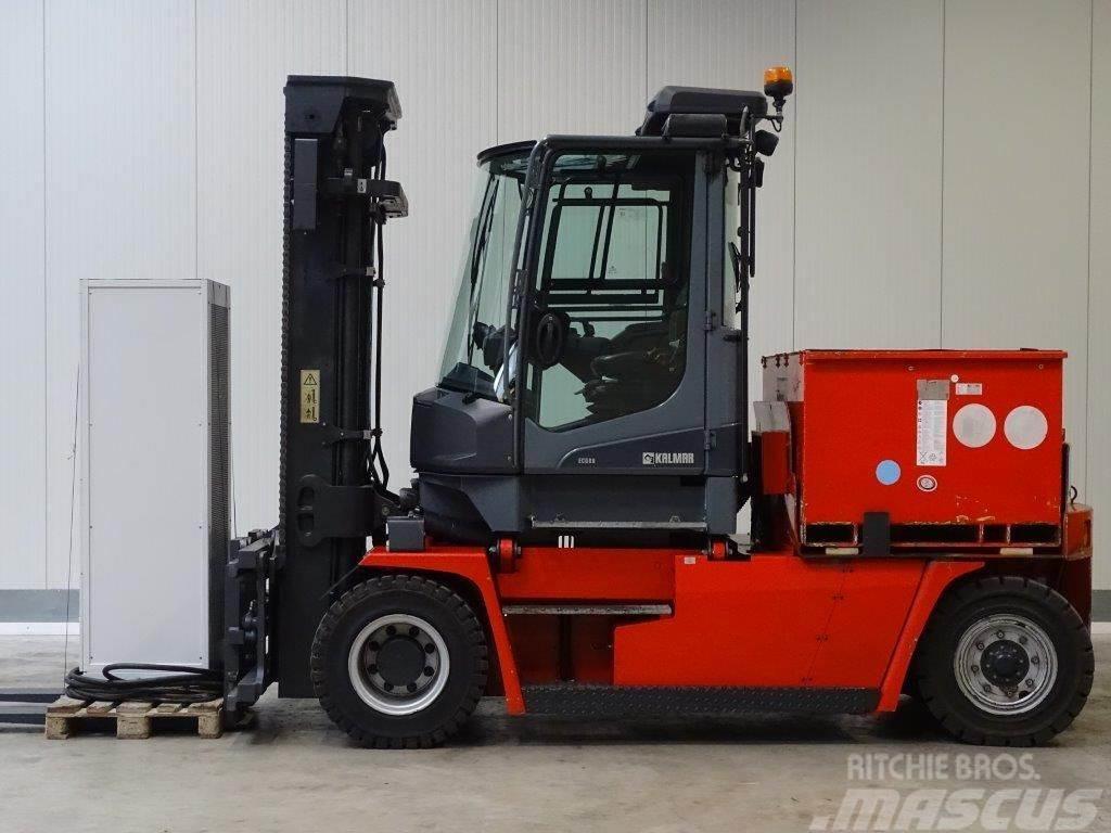 Kalmar ECG90-6 - TRIPLEX