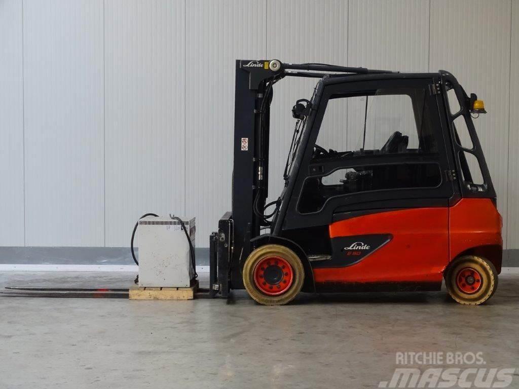 Linde E50L-01/600 TRIPLEX