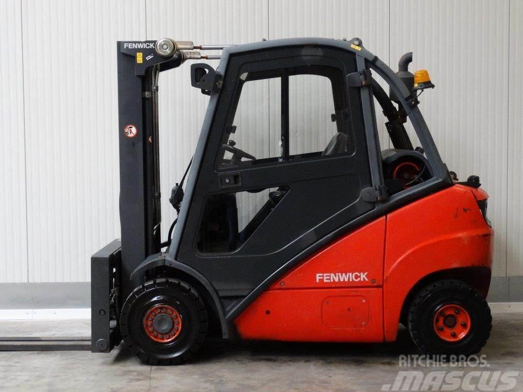 Linde H25T - TRIPLEX
