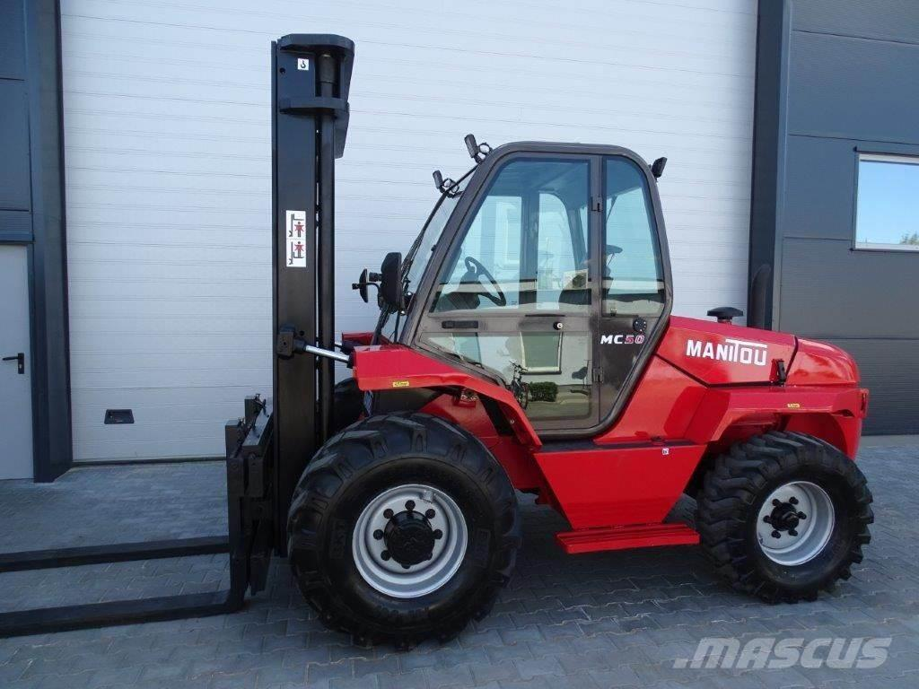 Manitou MC50 Powershift