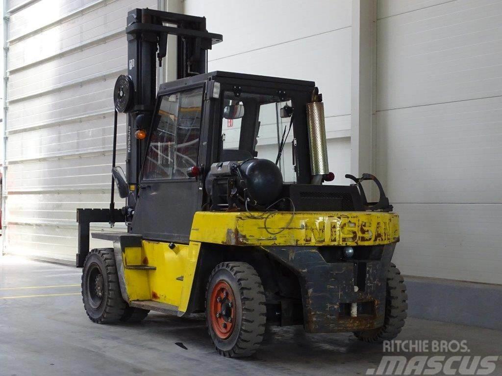 Nissan BF05H60U TRIPLEX