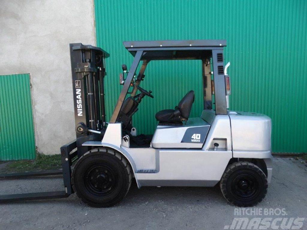 Nissan F04D40HQ 2