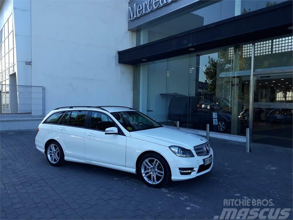 Mercedes-Benz C 200 ESTATE