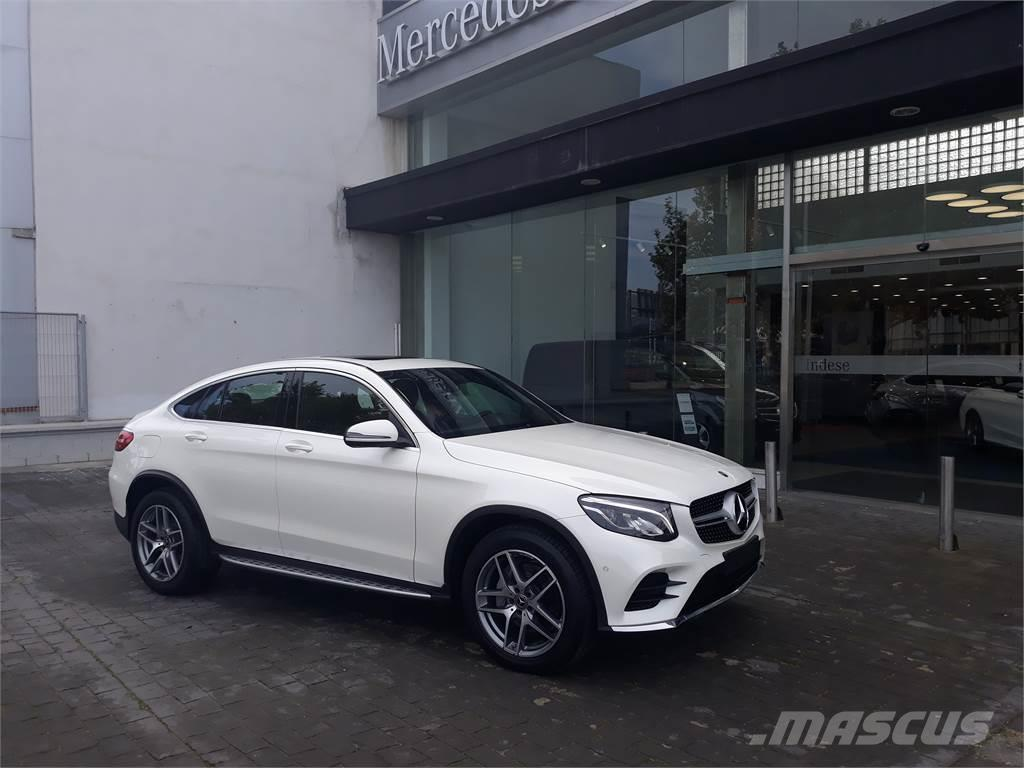 Mercedes Benz 4Matic >> Mercedes Benz Glc 220 D 4matic Coupe Fiyat 57 000 Otomobiller