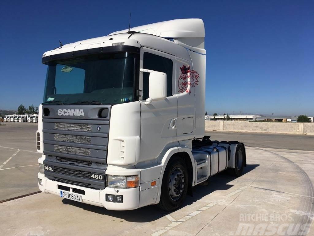 Scania R144LA