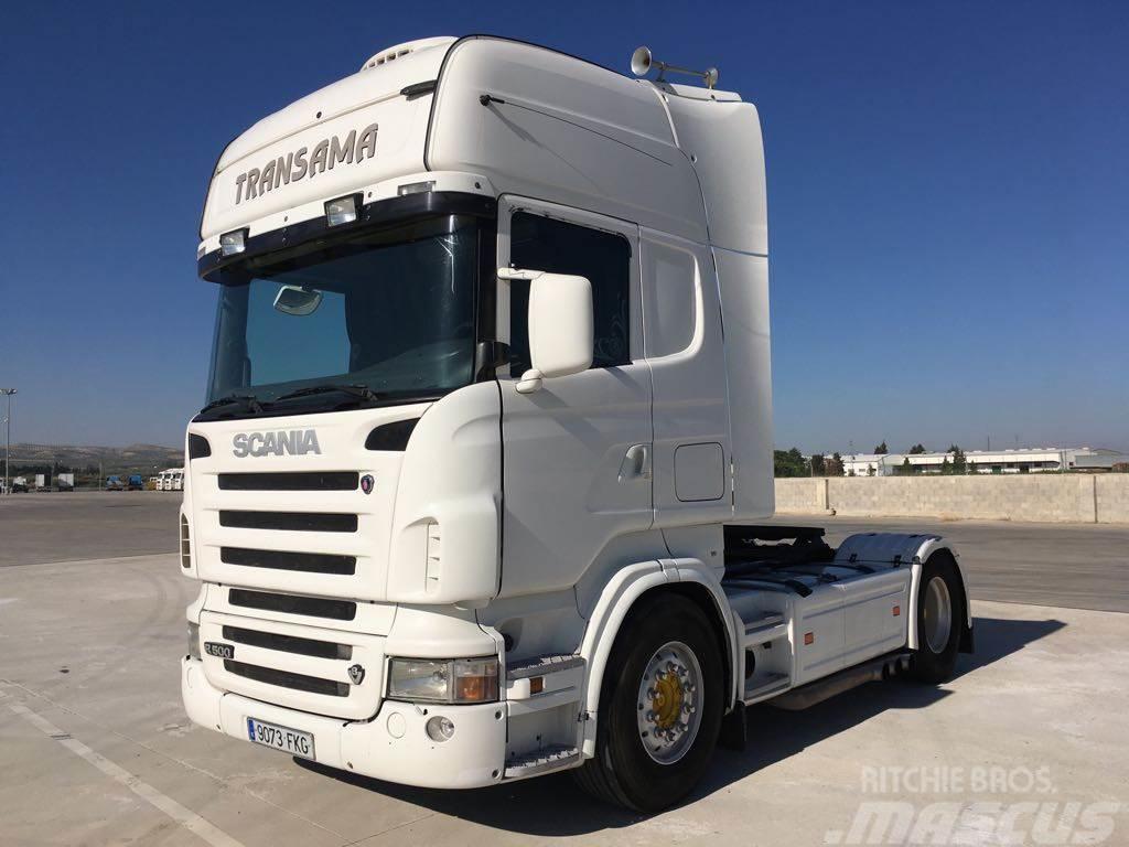 Scania R500 16L