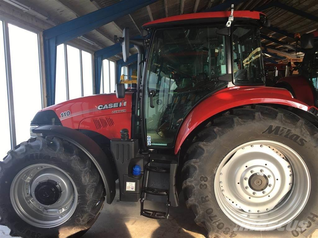 Case IH Luxxum 110 Ny traktor.