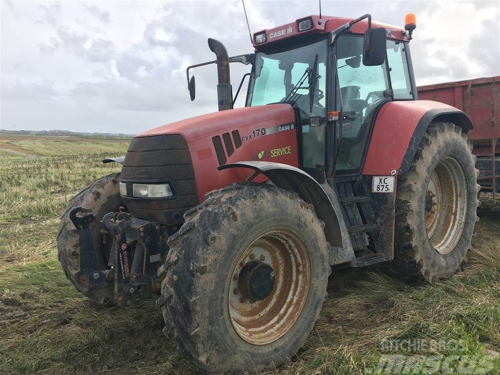 Case IH CVX 170 Traktor.
