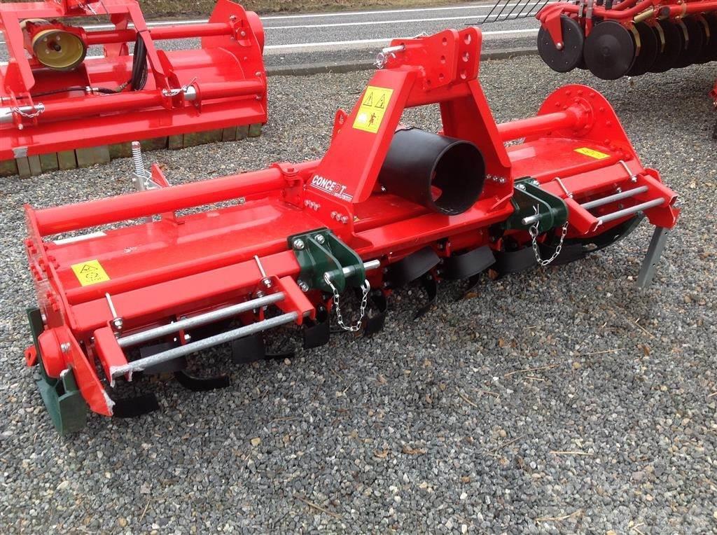Concept Perugini AF 210 Traktorfræser.