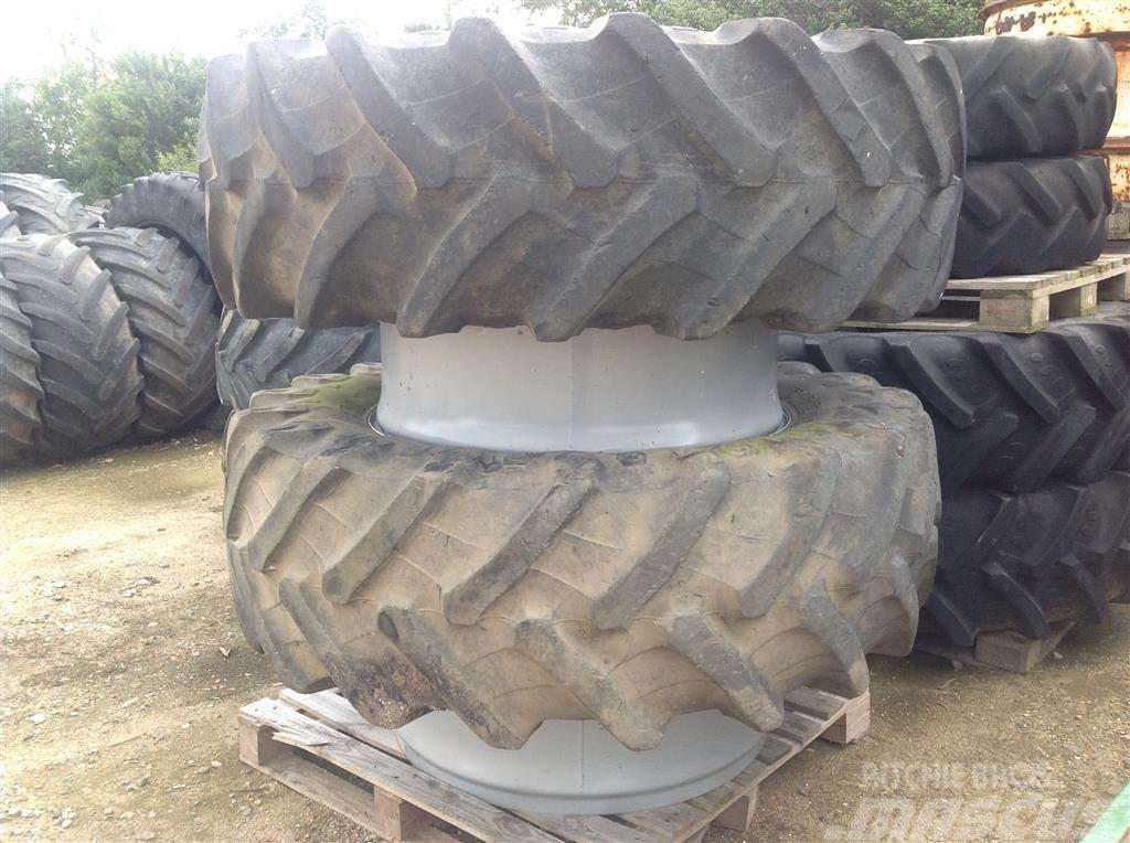 Datho Tvillinghjul, 520/70-38