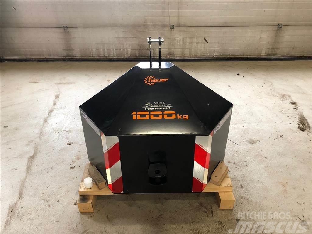 Hauer 1000 kg