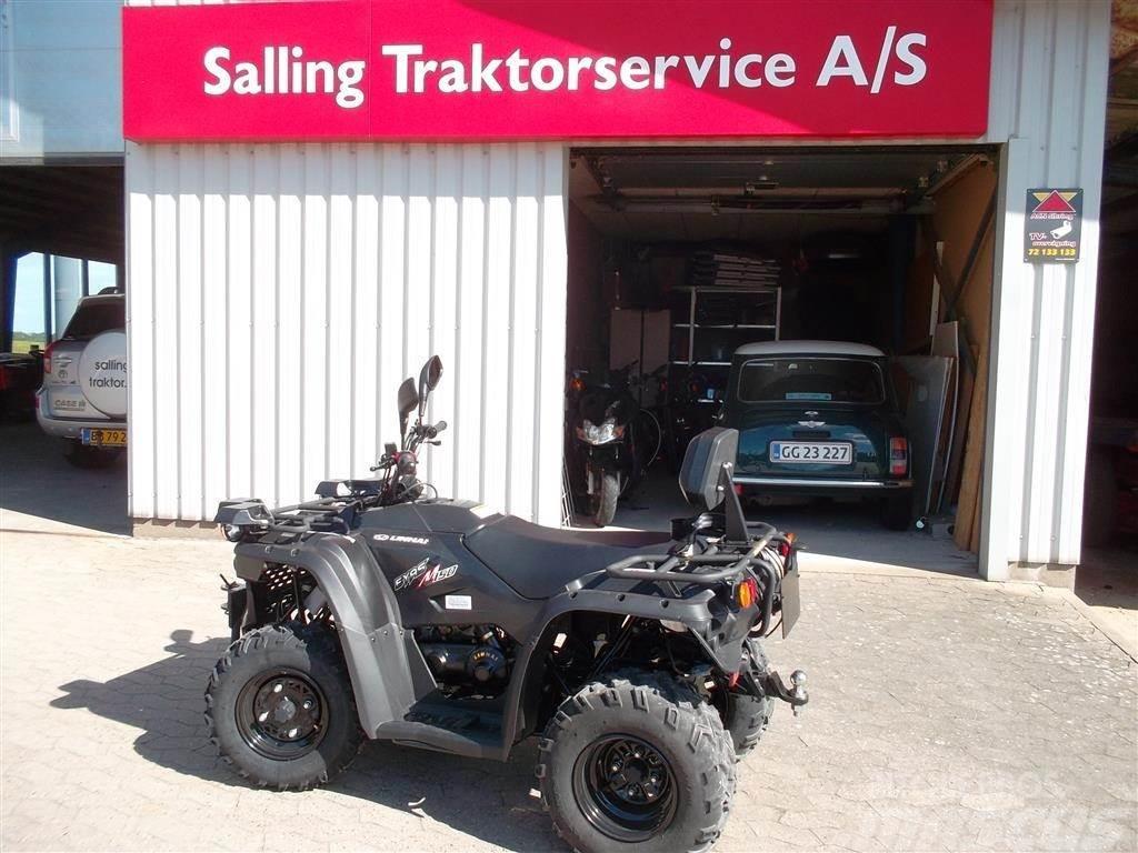 Linhai M150 T3A Kan indregistreres som traktor, af både p
