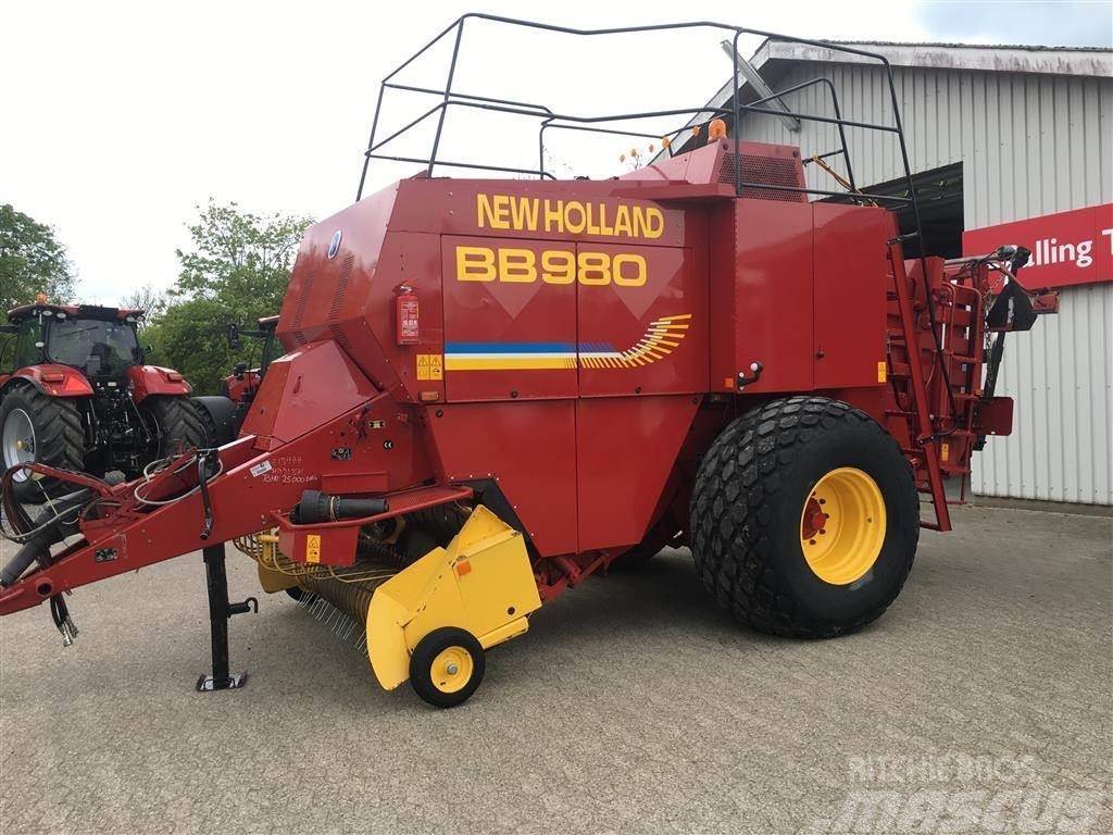 New Holland BB 980 Bigballepresser.