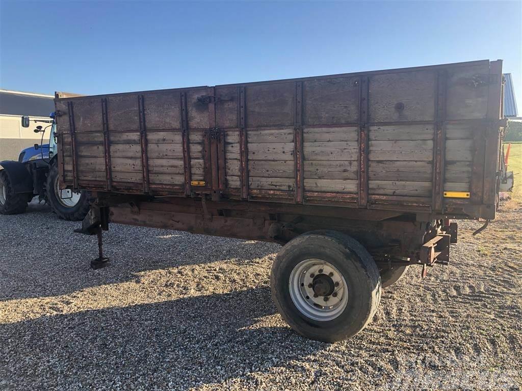 [Other] Lastbilvogn 9 tons.