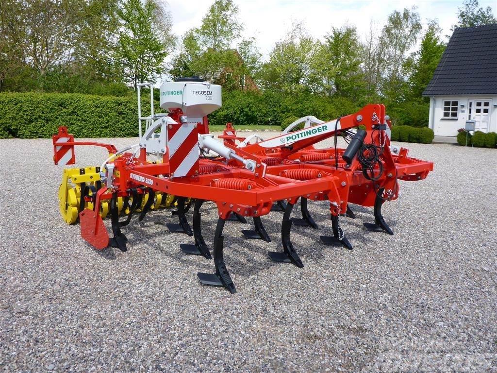 Pöttinger Synkro 3530 Nova Med hydraulisk dybte regulering
