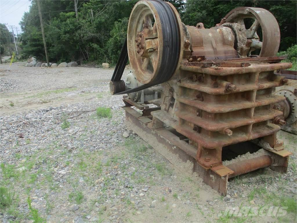 allis chalmers 10x16 branford connecticut united states used crushers mascus usa mascus usa