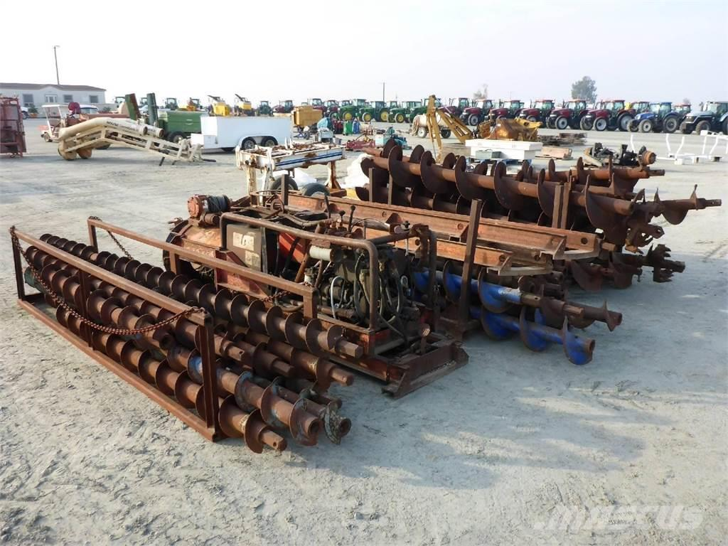 American Augers 24-70D