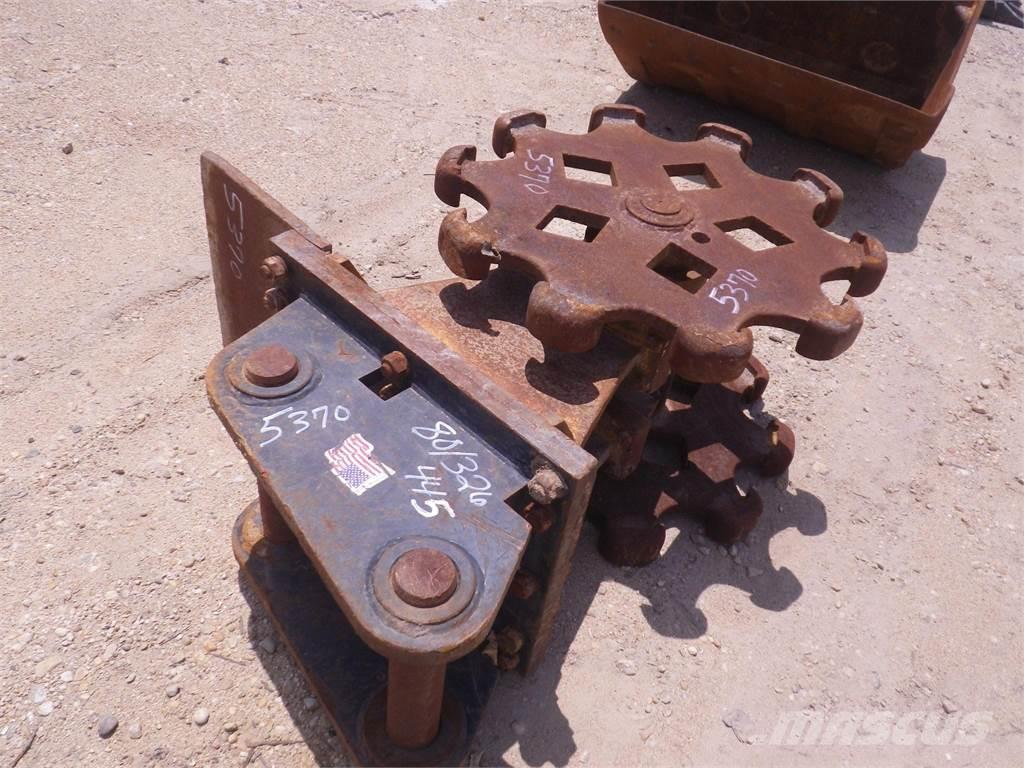American COMPACTION CW2124