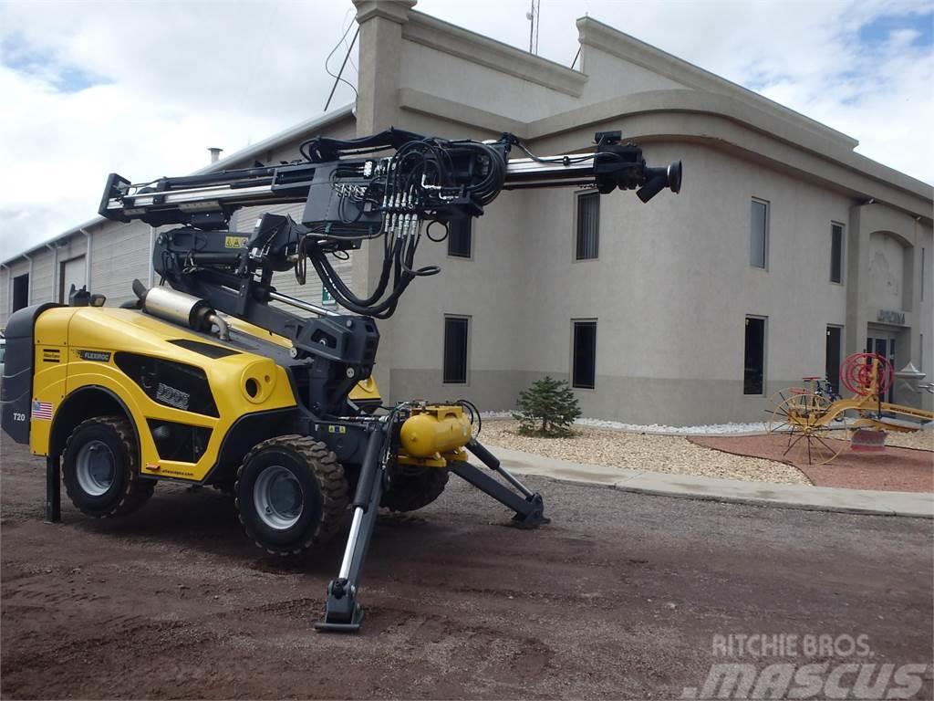 Atlas Copco FLEXIROC T20R